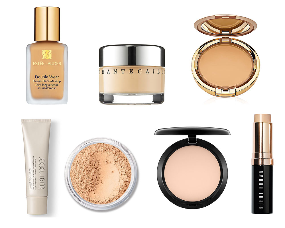 Foundation 101 different types of foundations makeup for Different foundations
