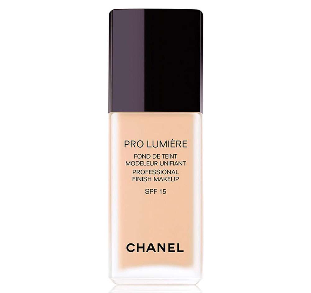Chanel Pro Lumiere Professional Finish Makeup SPF 15