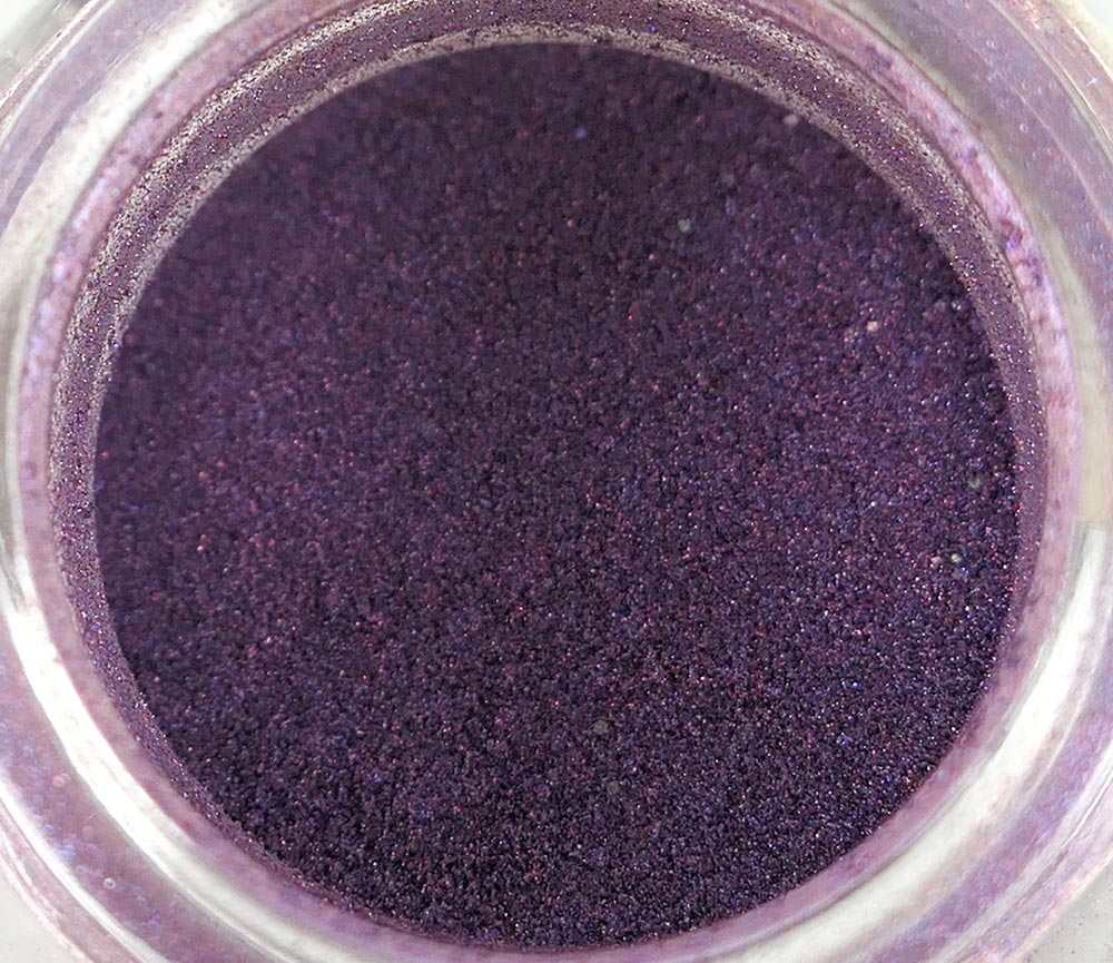 Barry M Purple Glitter Dust