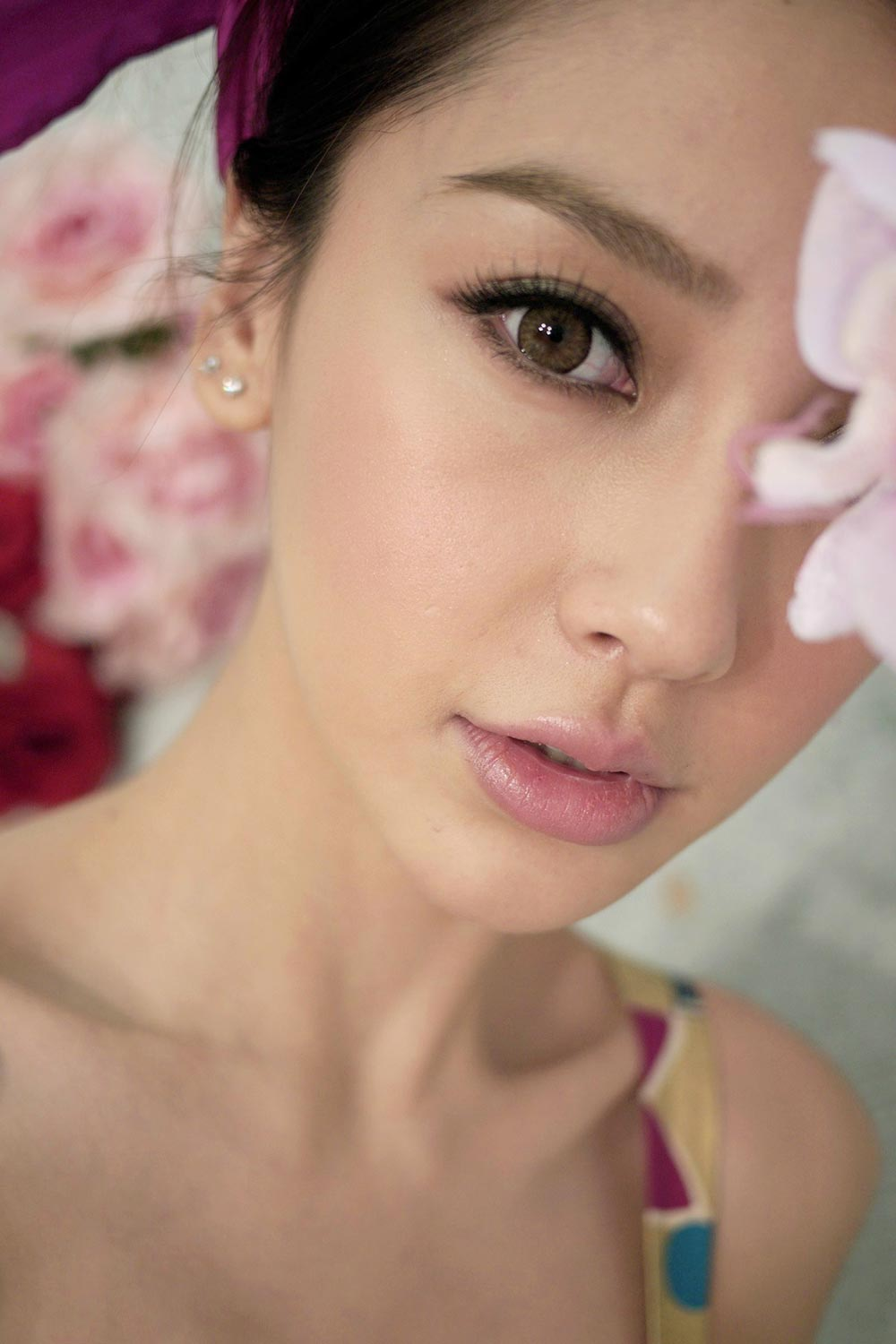 Angelababy Makeup Looks