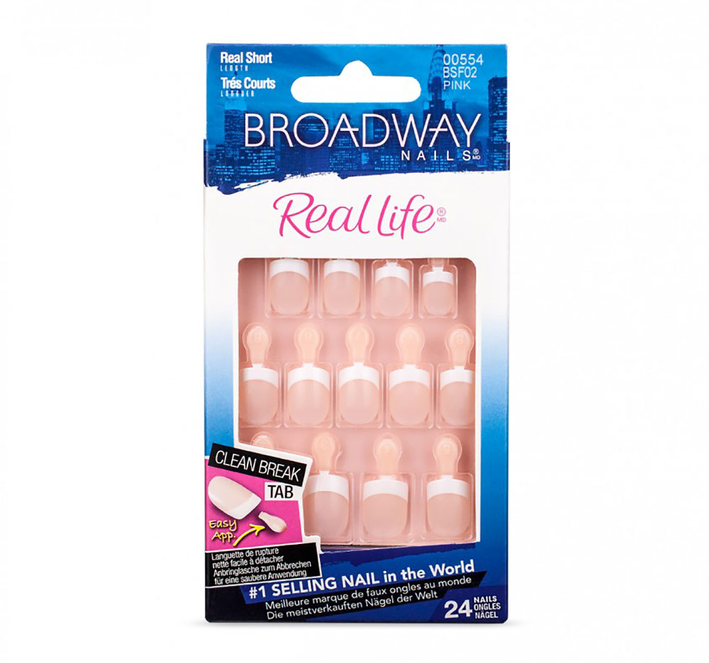 Broadway Real Life Nails French Nail Kit Review – Makeup For Life