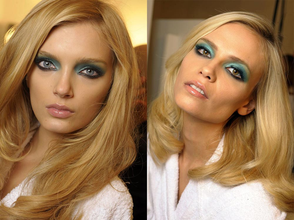 How To Wear Turquoise Eyeshadow Makeup For Life