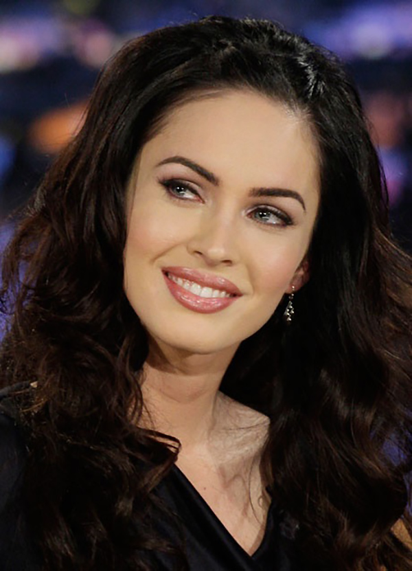 megan fox lip job. Megan fox lip injection