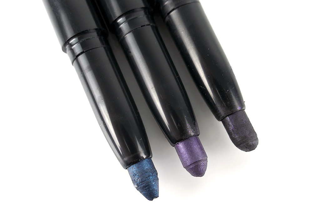 MAC B, Black and V Greasepaint Stick review