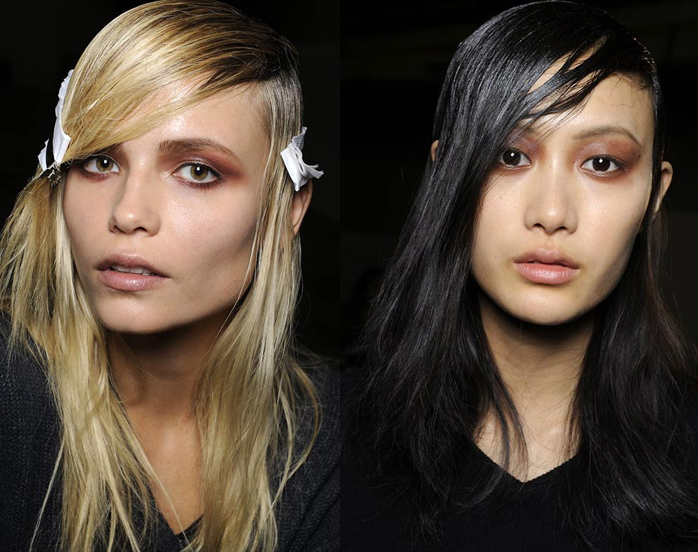 Alexander Wang Fall 2010 Runway Beauty
