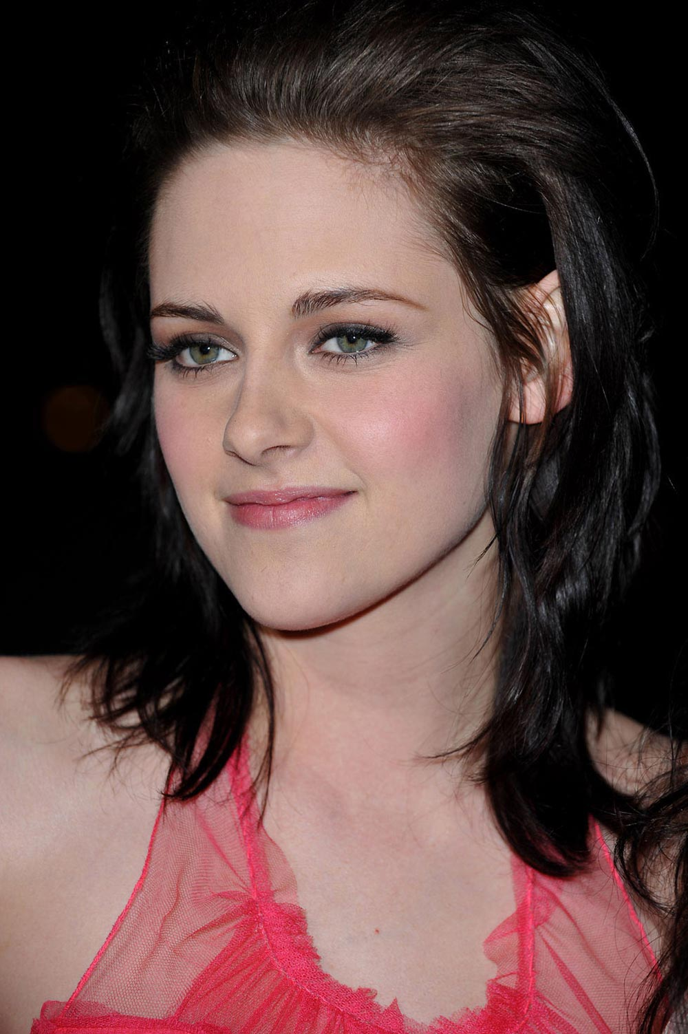 Kristen Stewart makeup The Runaways L.A. Premiere