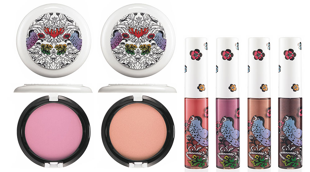 MAC Give Me Liberty of London Collection Beauty Powders and Lipglass