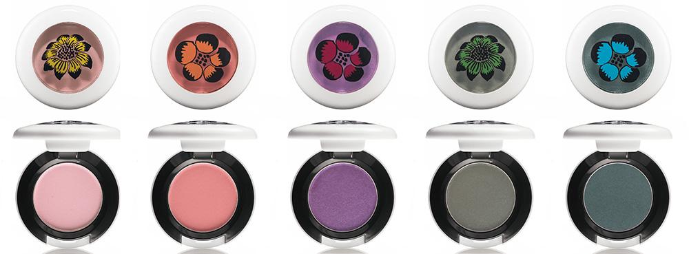 MAC Give Me Liberty of London Collection Eyeshadows