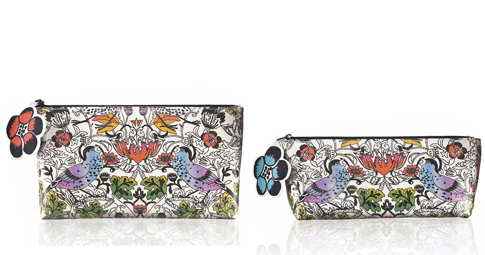 MAC Give Me Liberty of London Collection Makeup Bags