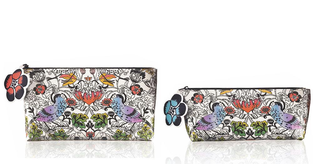 MAC Give Me Liberty of London Collection Makeup Bags
