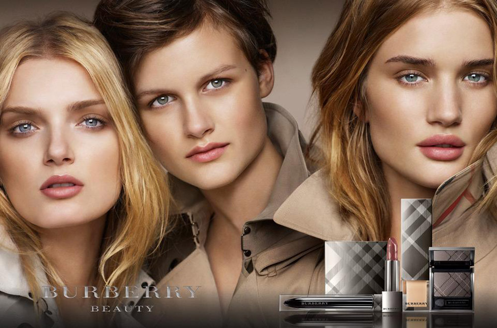 burberry makeup line