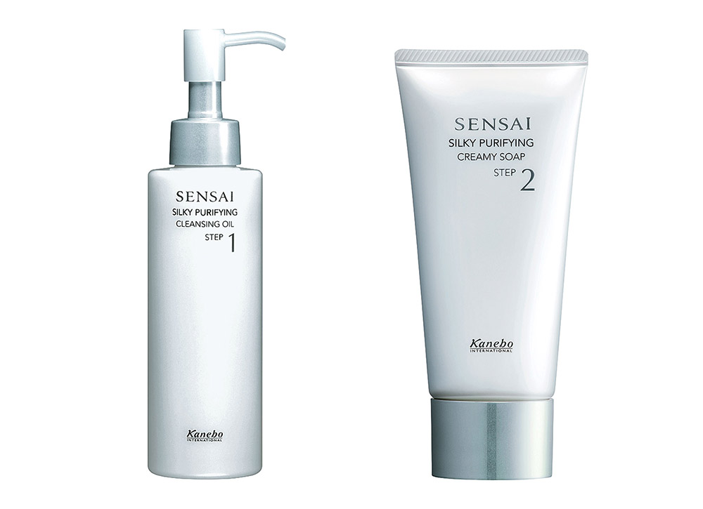 kanebo-sensai-silk-purifying-double-cleansing-system