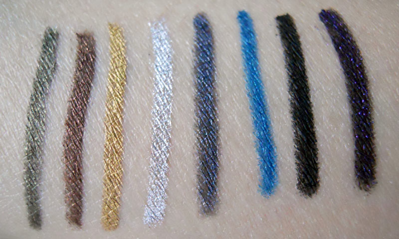Stila smudge stick waterproof eye liner review and for Blue ribbon koi