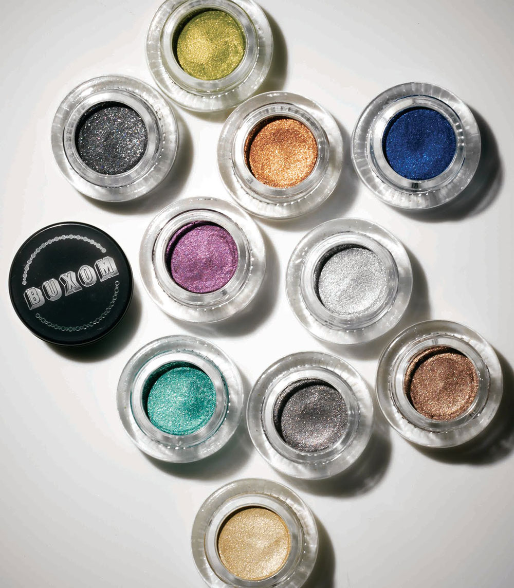 Buxom Stay-There Eyeshadows