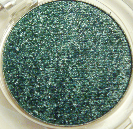 myface.cosmetics Blingtone single eyeshadow Crystalline Green