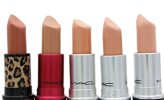mac-nude-lipsticks-comparison