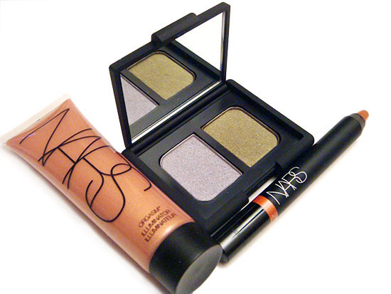 NARS Spring 2011 makeup