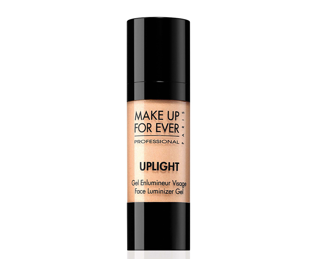 Make Up For Ever Uplight Face Luminizer Gel in #23 Golden Flesh