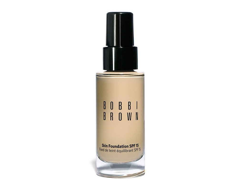 Bobbi Brown Skin Foundation SPF 15 in 4.25 Natural Tan