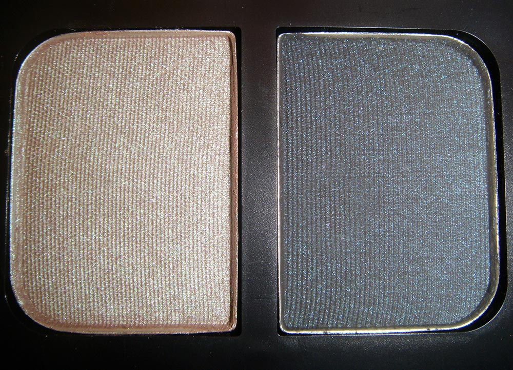 Closeup of NARS Dogon Duo Eyeshadow