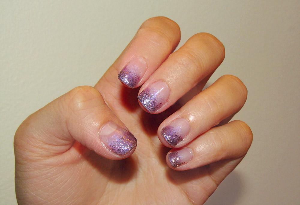 gelish-gel-nails-with-mac-violet-entramauve-pigments-occ-glitters