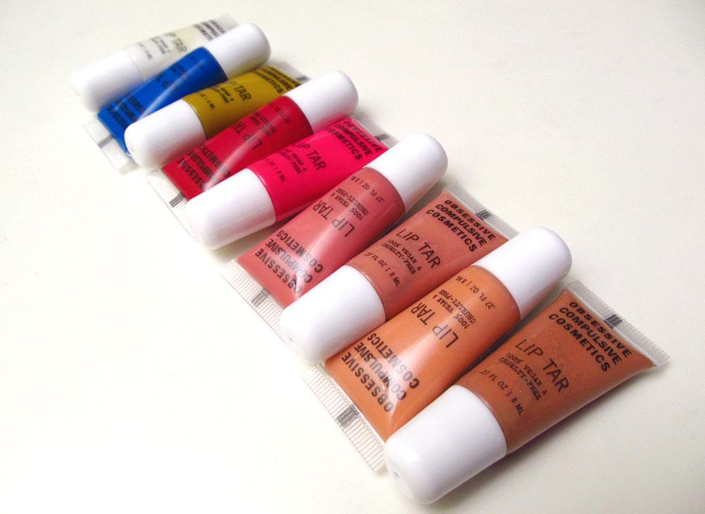 Obsessive Compulsive Cosmetics Lip Tars