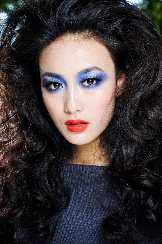Runway Beauty: Christian Dior Fall Couture 2011 – Makeup ...