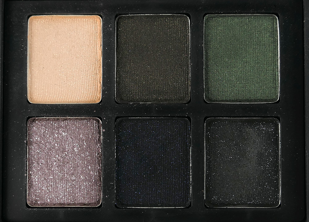 NARS Night Series Palette closeup