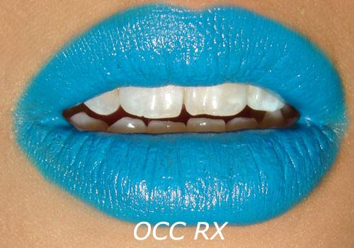Obsessive Compulsive Cosmetics RX Lip Tar Swatch