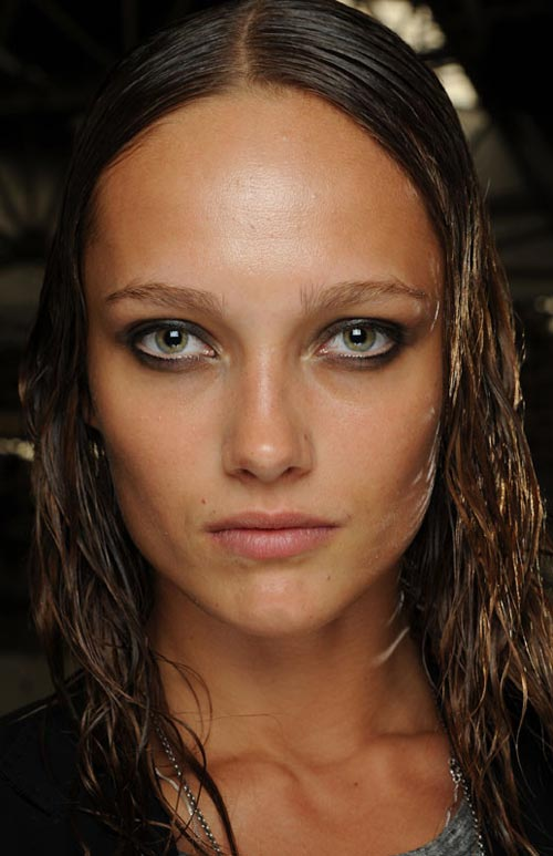 Alexander Wang Spring 2012 Runway Beauty