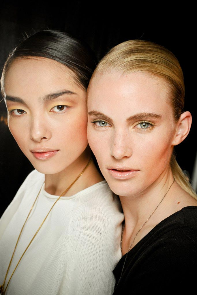 derek-lam-spring-2012-runway-beauty