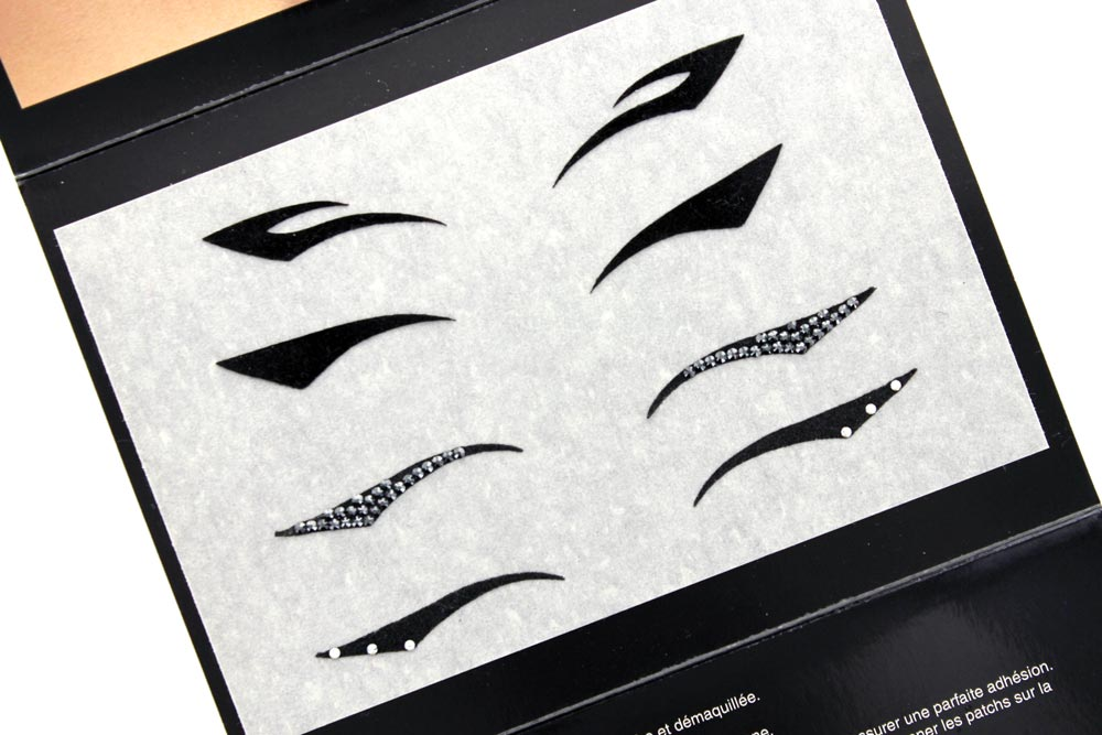 Dior Velvet Eyes Multi-Wear Adhesive Eyeliner Patches