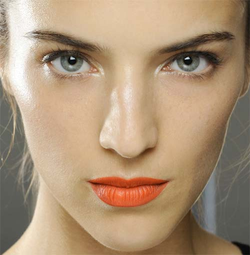 Jason Wu Spring 2012 Runway Makeup