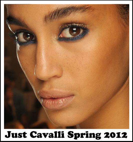 just-cavalli-spring-2012-runway-makeup