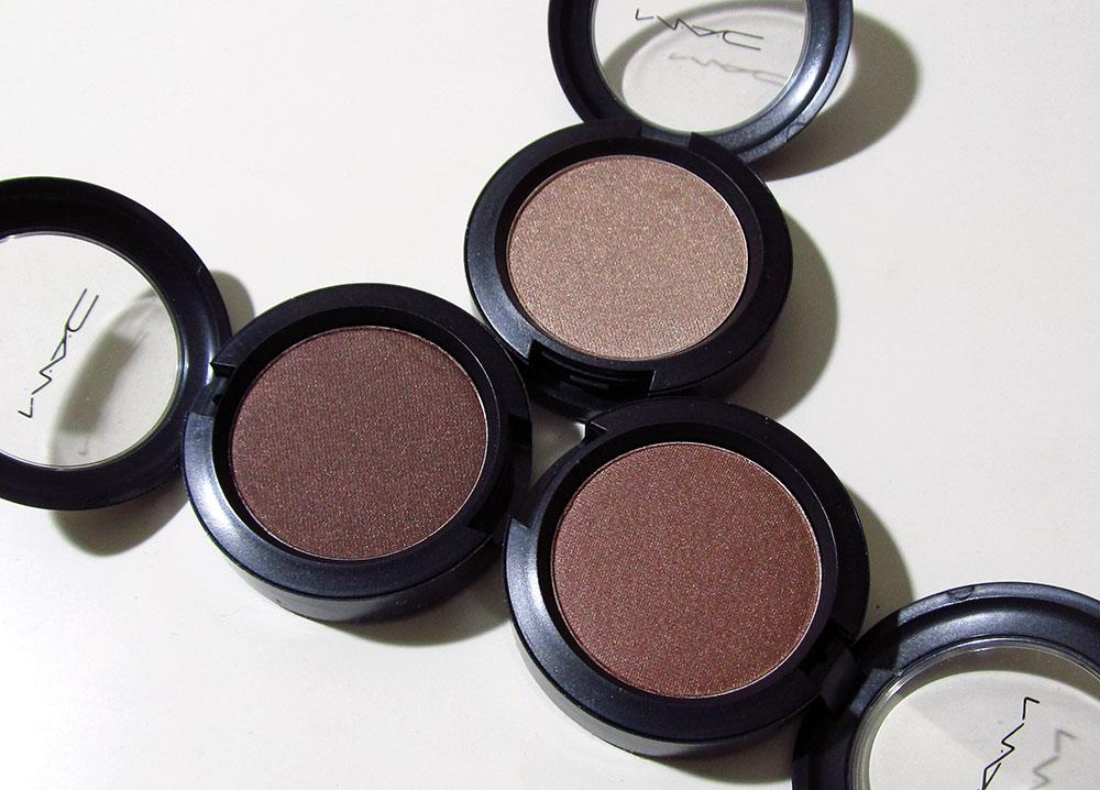 MAC Pro Longwear Eyeshadows