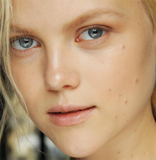 Makeup by MAC at Missoni Spring 2012 show