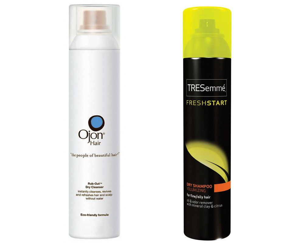 ojon-rub-out-dry-cleanser-vs-tresemme-dry-shampoo