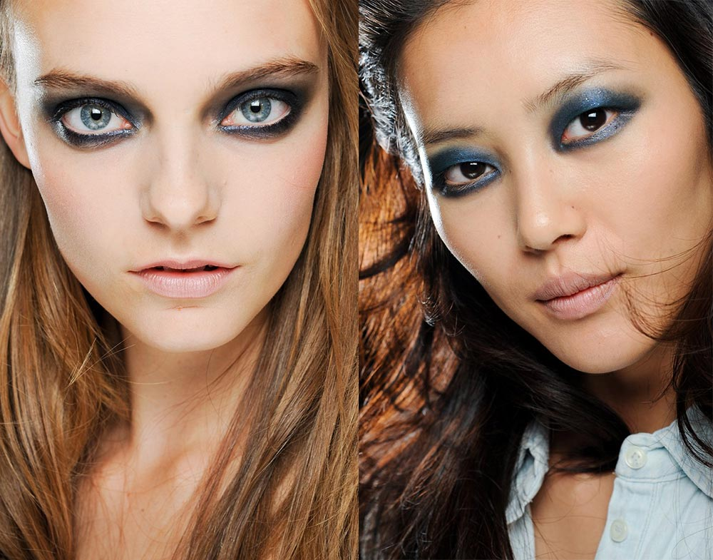 Rodarte Spring 2012 Runway Beauty