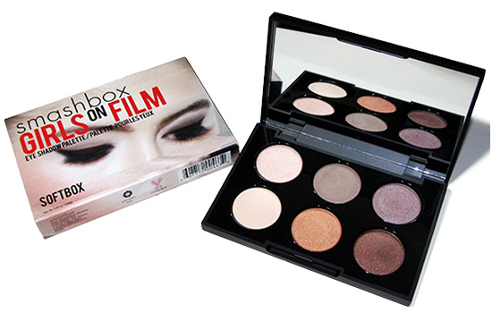 Smashbox Girls On Film Fall 2011 Softbox Photo Op Eyeshadow Palette Review