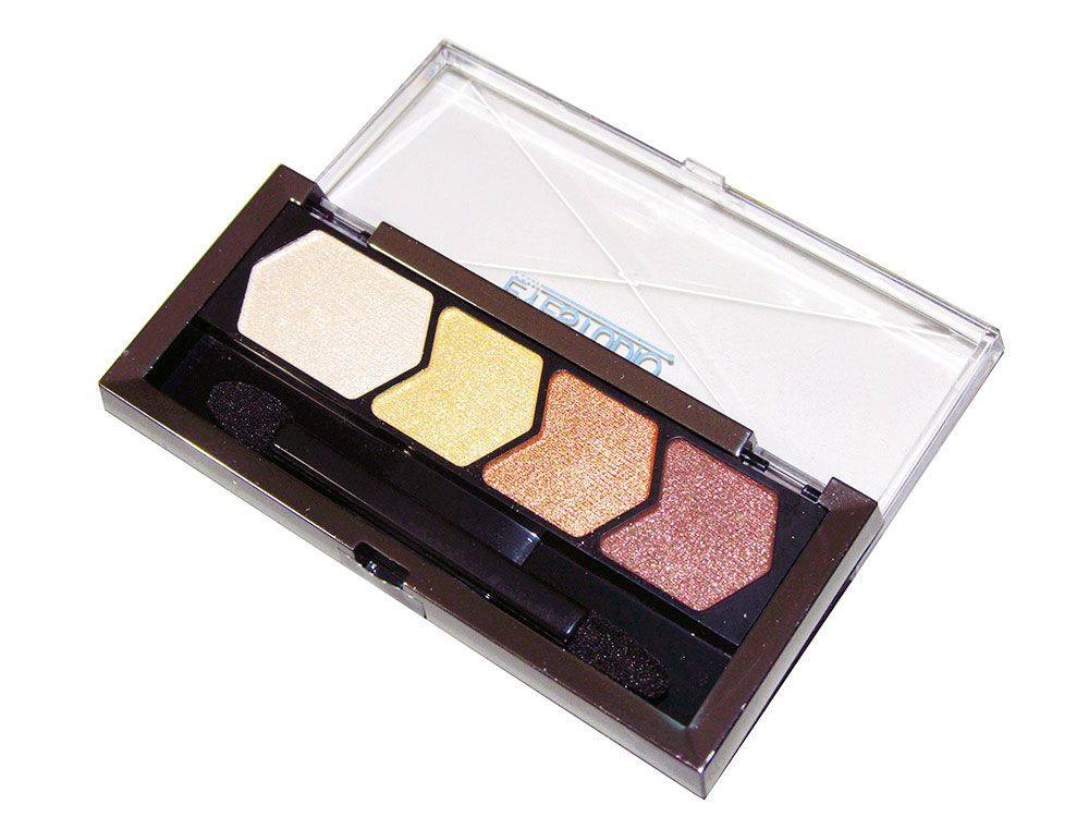 Maybelline 05 Give Me Gold Eye Studio Color Plush Silk Eyeshadow