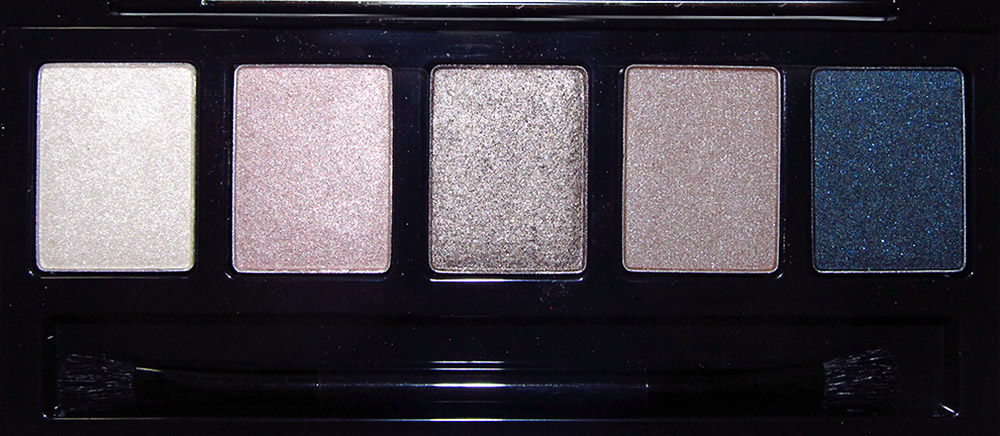 Victorias Secret Holiday 2011 Masquerade Deluxe Eye Palette Review