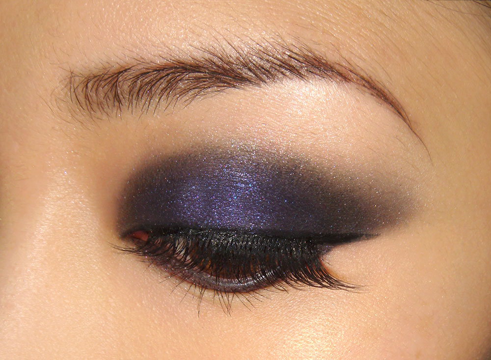 Wearing NARS Arabian Nights Trio Eyeshadow