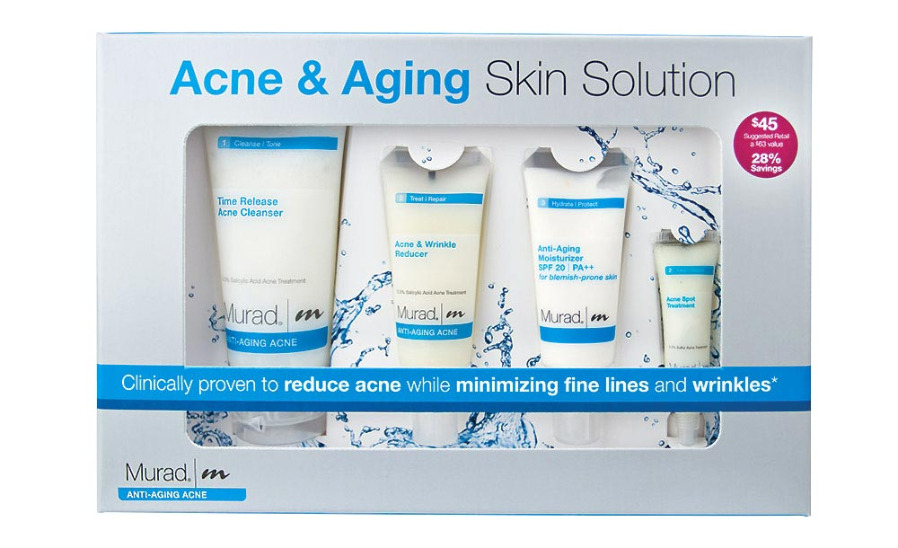 Murad Acne & Aging Skin Solution Kit