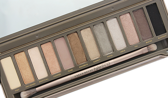 Urban Decay Naked 2 eyeshadows