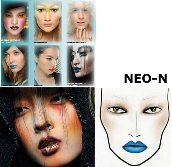 MAC Spring/Summer 2012 Neo-n Makeup Trend