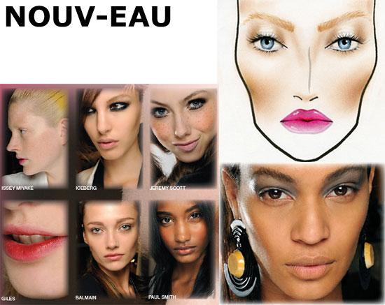 MAC Spring/Summer 2012 Nouv-eau Makeup Trend