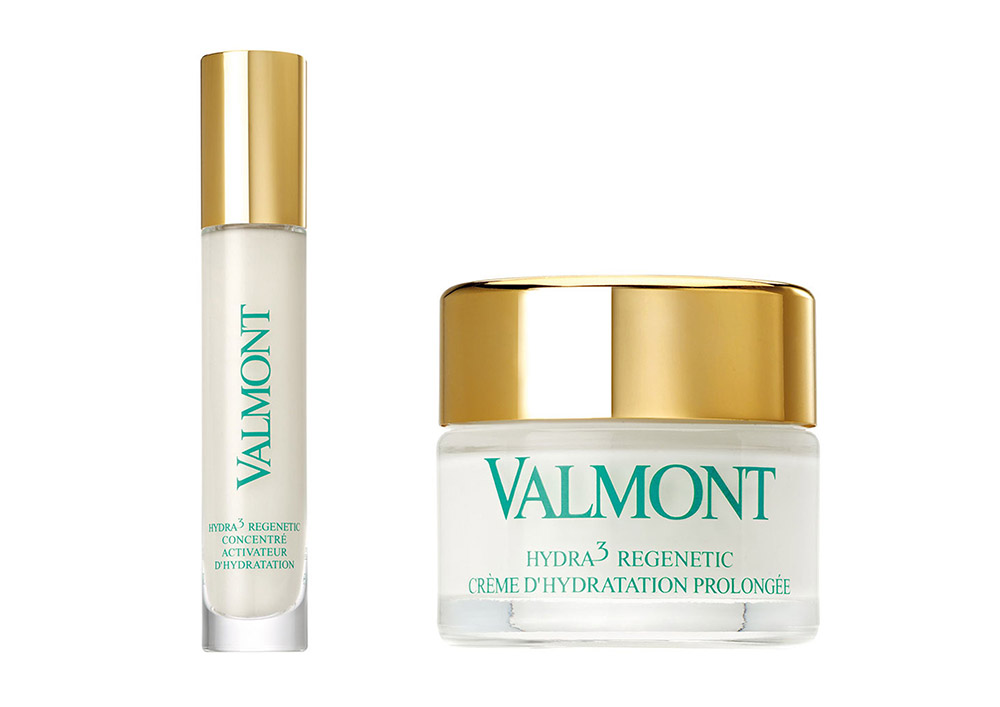 Valmont Hydra3Regenetic Serum and Cream