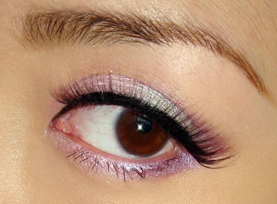 Wearing Dior Garden Roses Eyeshadow Palette