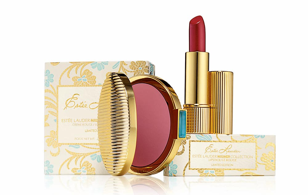 Estee Lauder Launches Mad Men Collection