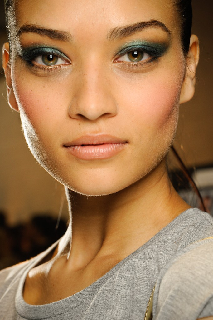 Jason Wu Fall 2012 runway beauty